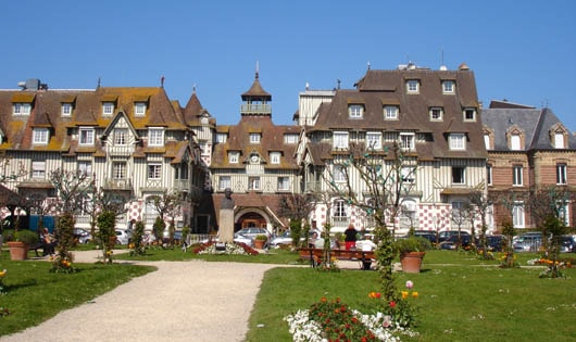 Normandy Deauville 4*