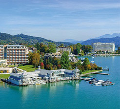 Озеро WОRTHERSEE, Hotel Resort Werzer's Portschach
